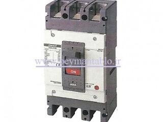 کلید اتوماتیک کامپکت (400-300) آمپر ، سه پل (400 ولت) غیر قابل تنظیم (فیکس) ، LS