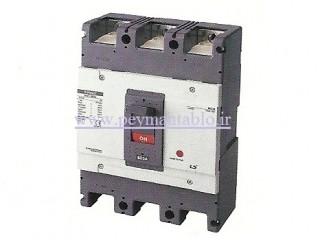 کلید اتوماتیک کامپکت (800) آمپر ، سه پل (400 ولت) غیر قابل تنظیم (فیکس) ، LS