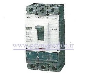 کلید اتوماتیک کامپکت (حرارتی) ، (630) آمپر ، سه پل (400 ولت) قابل تنظیم ، LS