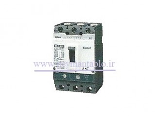 کلید اتوماتیک قابل تنظیم الکترونیکی ، 160 آمپر ، سه پل ، LS