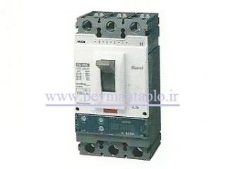 کلید اتوماتیک قابل تنظیم الکترونیکی ، 400 آمپر ، سه پل ، LS