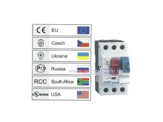 راه انداز موتور MMS (کلید حرارتی دستی) 6 تا 10 آمپر ، چینت