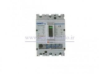 کلید اتوماتیک کامپکت قابل تنظیم (الکترونیکی) ، (400) آمپر ، سه پل ، چینت