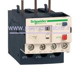 بیمتال (رله حرارتی) 0.25 آمپر تا 0.4 آمپر Schneider electric