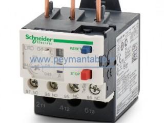 بیمتال (رله حرارتی) 0.4 آمپر تا 0.63 آمپر Schneider electric