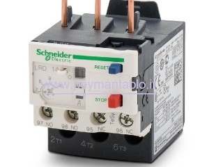 بیمتال (رله حرارتی) 7 آمپر تا 10 آمپر Schneider electric