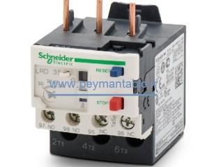 بیمتال (رله حرارتی) 30 آمپر تا 38 آمپر Schneider electric