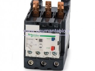 بیمتال (رله حرارتی) 30 آمپر تا 40 آمپر Schneider electric