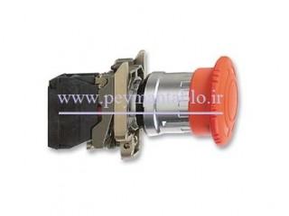 شاسی امرجنسی (قفل شو) فلزی Schneider electric