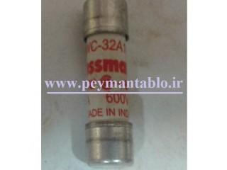 فیوز استوانه ای DC در آمپر های (16-10-6) BASSMAN