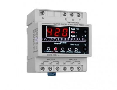 سوپر کنترل فاز دیجیتال کد SHIVA Amvaj 13B4