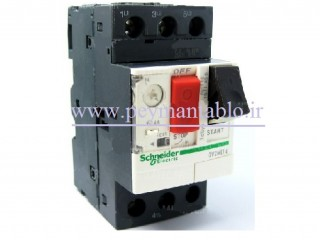 راه انداز موتور (کلید حرارتی) 9تا 14 آمپر اشنایدر الکتریک (اصلی)