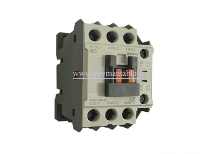 کنتاکتور متاسل 18 آمپر ، 7.5 کیلو وات ، (LS ، (220V AC
