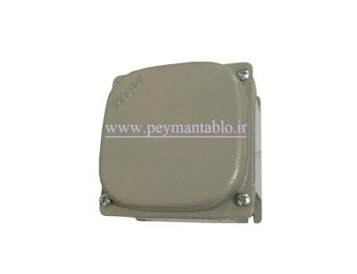 جعبه تقسیم آلومینیومی (دایکاست) 70*100*100 VESTON