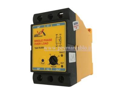 کنترل بار تک فاز 20 آمپری Borna Electronics OLS