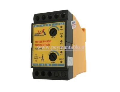کنترل فاز سه فاز (بدون نول) Borna Electronics TPM