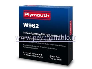 نوار آپارات عرض 138KV 19 mm (های ولتاژ) Plymouth W962
