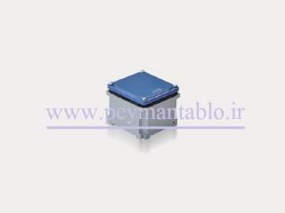 جعبه تقسیم آلومینیومی (دایکاست) 50*100*100 VESTON
