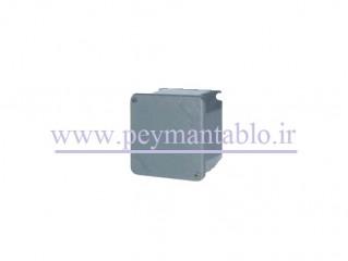 جعبه تقسیم آلومینیومی (دایکاست) 6*10*10 Palazzoli