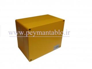 جعبه تقسیم آلومینیومی (دایکاست) 15*25*20 EPP