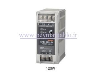 منبع تغذیه سوئیچینگ 24 ولت 5 آمپر Autonics SPB-120-24