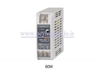 منبع تغذیه سوئیچینگ 24 ولت 2.5 آمپر Autonics SPB-060-24
