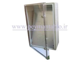 تابلوی پلاستیکی (ABS) درب شفاف (Tongun Pano (40*60*20
