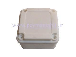 جعبه تقسیم برق (درب پیچ خور) پلاستیکی 5*8*8 EPP
