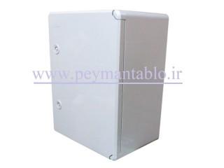 تابلو پلاستیکی (ABS) درب مات (20*40*30) با World-Plast IP65