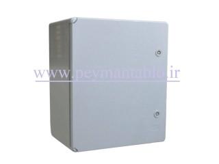 تابلو پلاستیکی (ABS) درب مات (22*50*40) با World-Plast IP65