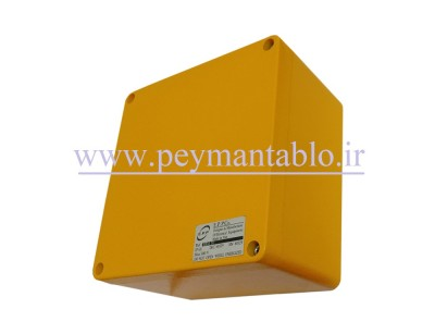 جعبه تقسیم آلومینیومی (دایکاست) 12*20*20 EPP