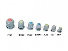 گلند کابل پلاستیکی (PG13.5)