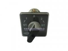 کلید سلکتور سه ردیفه (استارتی) 16 آمپری (KAVEH)