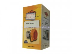 کلید سلکتور کنترل دستی موتور تکفاز (بستنی سازی) 16 آمپر تک فاز (KAVEH)