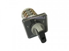 کلید سلکتور (گردان) سه فاز ، دو طرفه ، 16 آمپر ، KAVEH