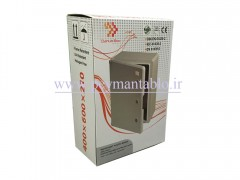 تابلو پلاستیکی (ABS) درب مات (21*60*40) با IP65 دانوب باکس