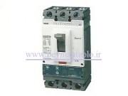 کلید اتوماتیک کامپکت (حرارتی) ، (400) آمپر ، سه پل (400 ولت) قابل تنظیم ، LS