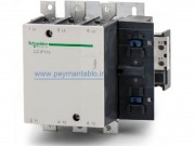 کنتاکتور 115 آمپر ، Schneider electric