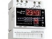 ساعت فرمان روزانه ،هفتگی دیجیتال کد SHIVA Amvaj 12B3