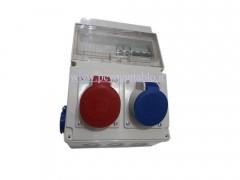 جعبه پریز کارگاهی تک و سه فاز (IP66) آمپراژ 32 PARSA