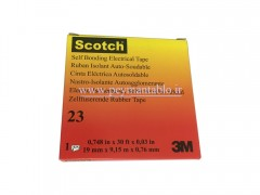 نوار آپارات 3M Scotch 23 19mm (برزیل اصل)