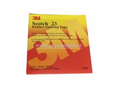 نوار آپارات 3M Scotch 23 19mm (چین-پک اندونزی)