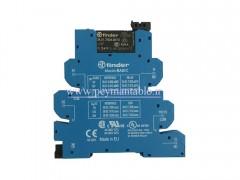 رله PLC) 24 V DC) یک کنتاکت (Finder(34.51