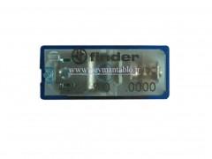 رله فیندر 24 ولت DC دو کنتاکت (Finder(40.52