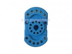 رله چهار گوش 230 ولت AC سه کنتاکت (Finder(60.13