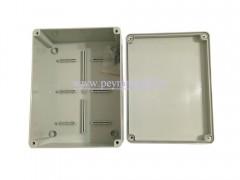 جعبه تقسیم (درب پیچ خور) 8*15*20 با IP65 دانوب باکس