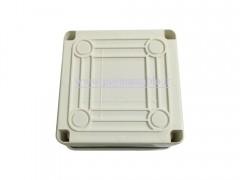جعبه تقسیم (درب پیچ خور) 6*10*10 با IP65 دانوب باکس