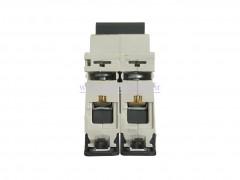 کلید مینیاتوری (mcb) دو پل / فاز+ نول 25 آمپر هیوندایی