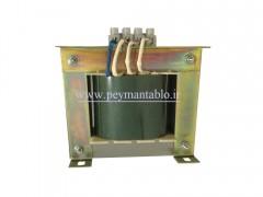 ترانس کاهنده ولتاژ 380 به 220 ولت ایزوله 500VA