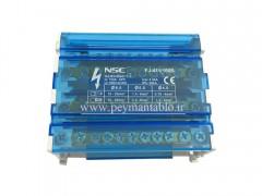 جعبه (باکس) باسبار سه فاز (سه فاز و نول) 11 پیچ NSC
